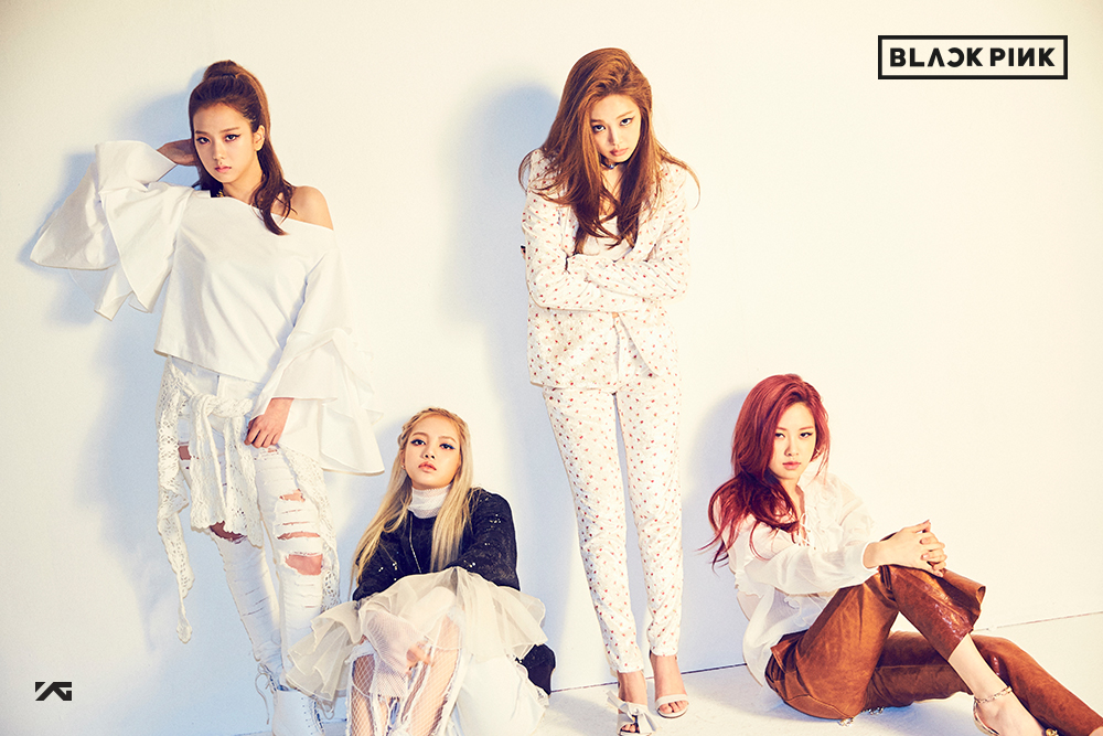 YG Reveals New Girl Group Name And Group Photos