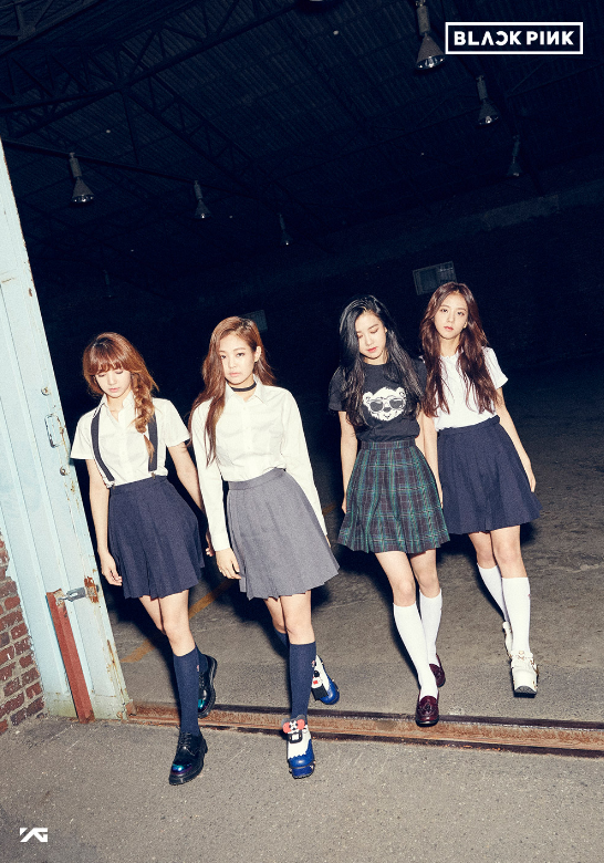 YG Reveals New Girl Group Name And Group Photos | Soompi