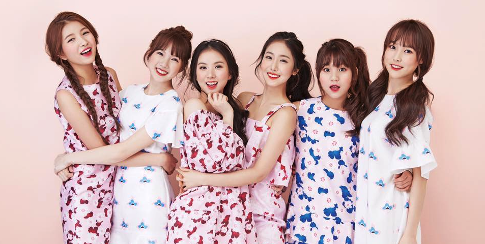 GFRIEND Tops Girl Group Brand Power Rankings For August