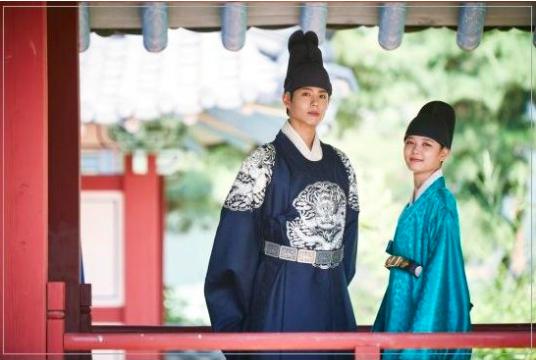 Kim Yoo Jung Park Bo Gum