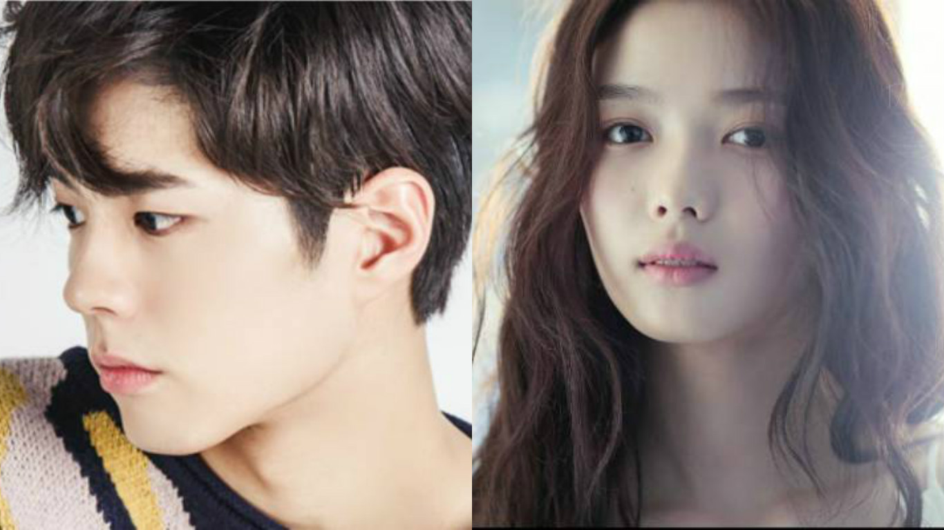 First Stills Of Park Bo Gum And Kim Yoo Jung In Upcoming Drama Revealed