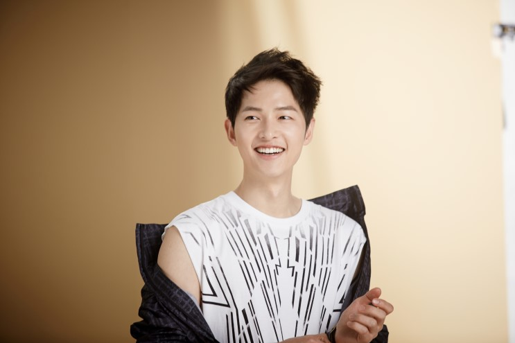 Song Joong Ki Named As Possible Male Lead In Upcoming Chinese Drama