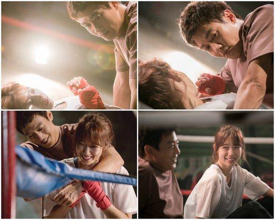 park shin hye kim rae won doctors bts 2