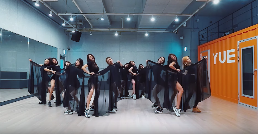 """SISTAR Doesn't Miss A Step In Dance Practice Video For """"I Like That"""""""