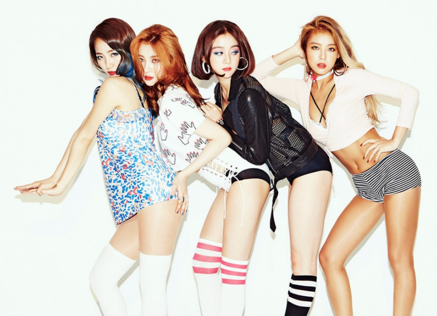 "Wonder Girls To Guest On ""I Can See Your Voice"""