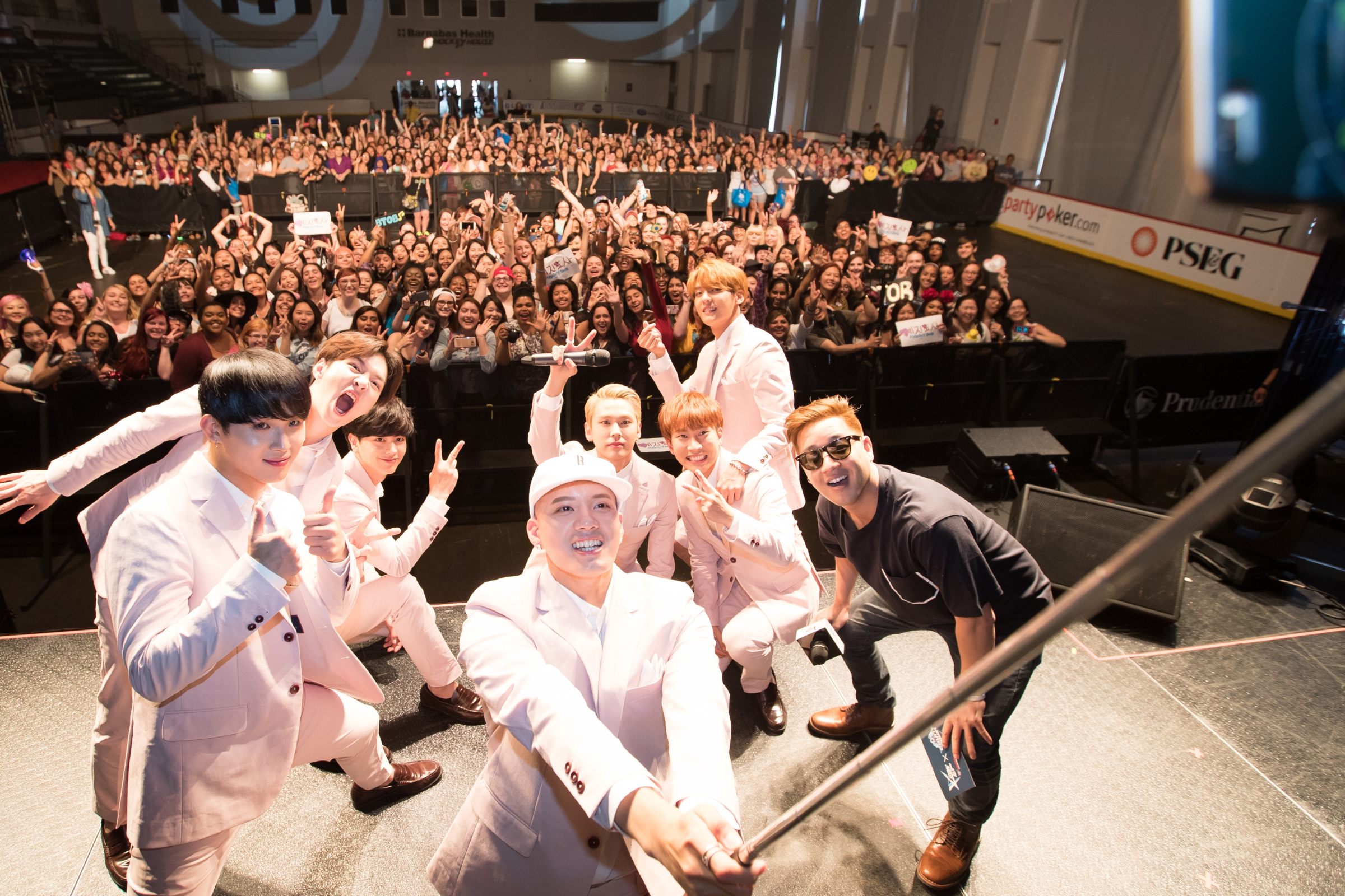 KCON16NY_BTOB_FAN ENGAGEMENT