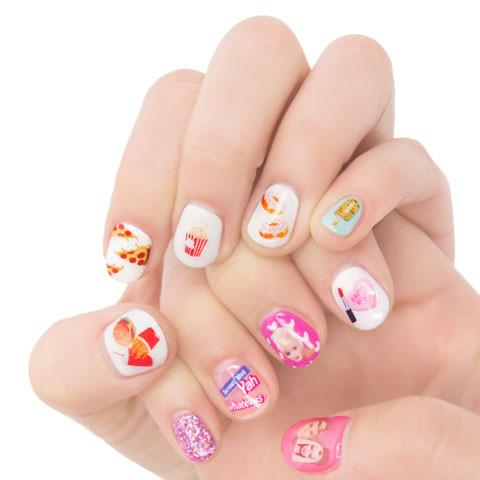 ootd-hollywoodvalley-nail-sticker