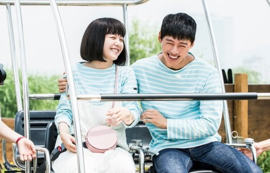 """Minah And Namgoong Min Go On Their First Official Date On """"Dear Fair Lady Kong Shim"""""""