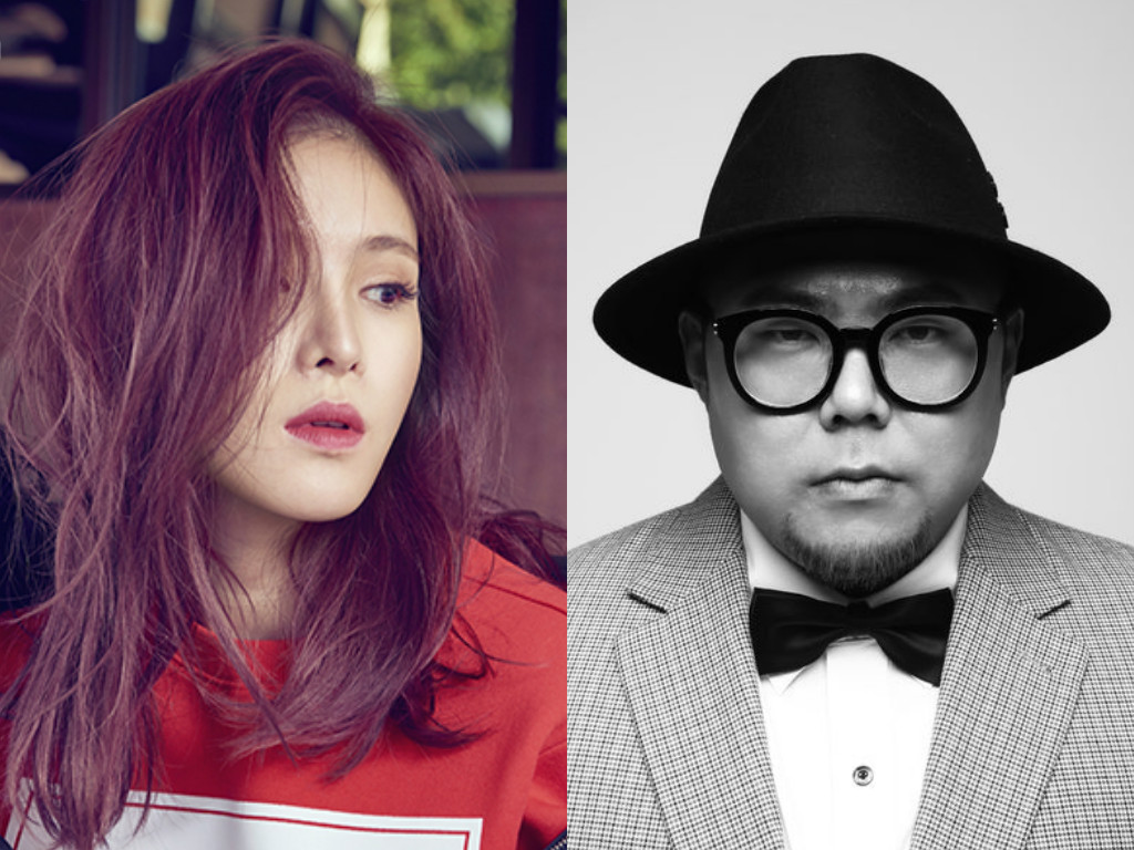 Singer Gummy and Rapper P-Type To Release New Collab Song In July