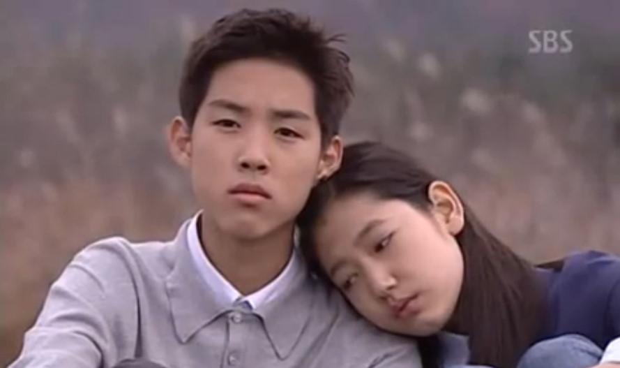 "Park Shin Hye And Baek Sung Hyun Reunite On Screen 13 Years After ""Stairway To Heaven"""