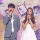 "Watch: CNBLUE's Kang Min Hyuk And LABOUM's Solbin Perform As New ""Music Bank"" MCs"