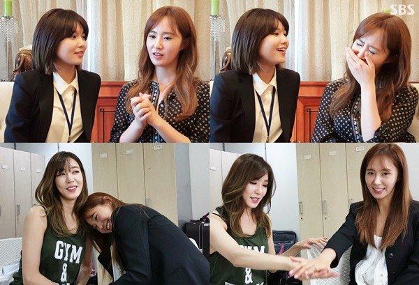Girls' Generation Yuri Tiffany Sooyoung