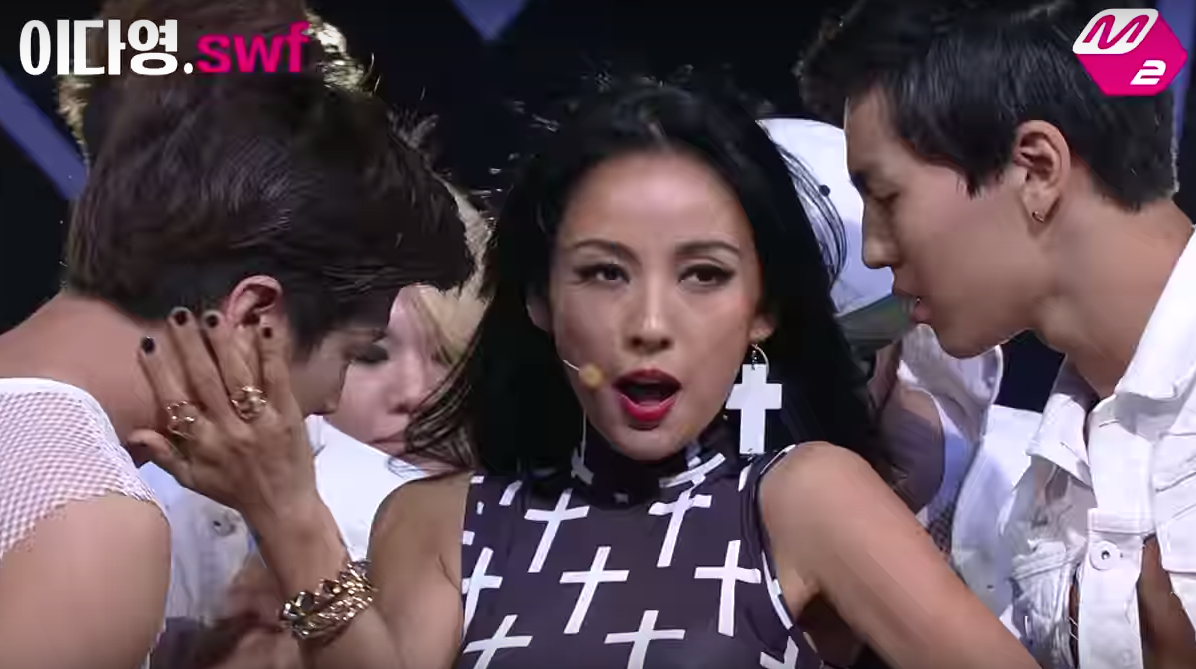 Watch: Shownu And Jota's Surprising Past As Lee Hyori's Backup Dancers Revealed