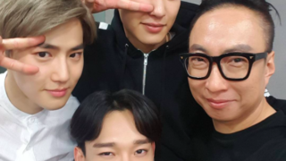 Park Myung Soo Suho Chanyeol Chen