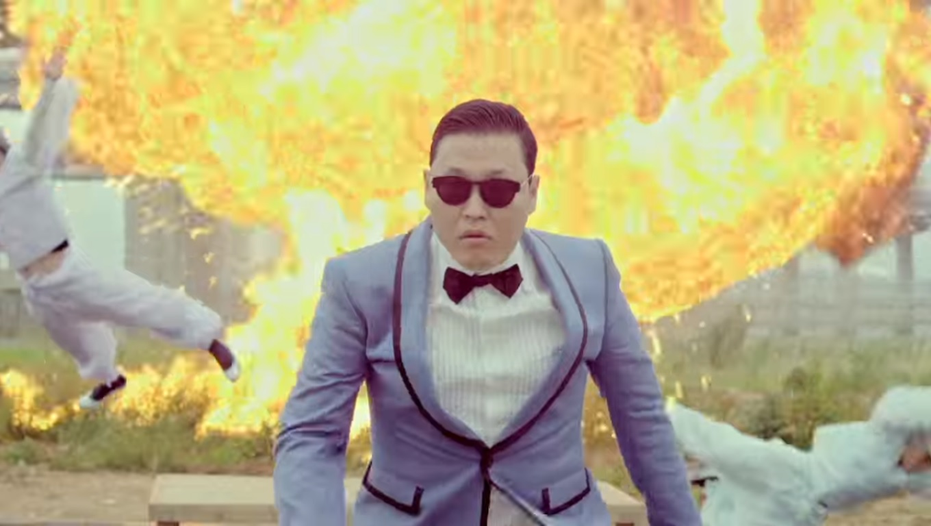 "PSY Reaches Another YouTube Milestone With ""Gangnam Style"""