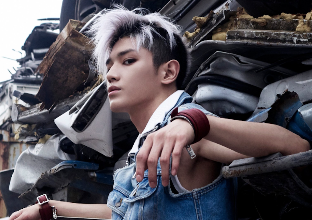 SM Releases Teasers For NCT 127's Third Member Taeyong