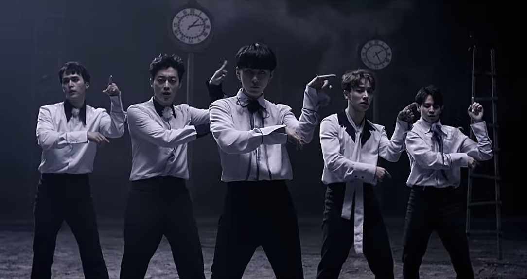 "Watch: BEAST Says The End Of A Relationship Is Like A ""Ribbon"" In New MV"