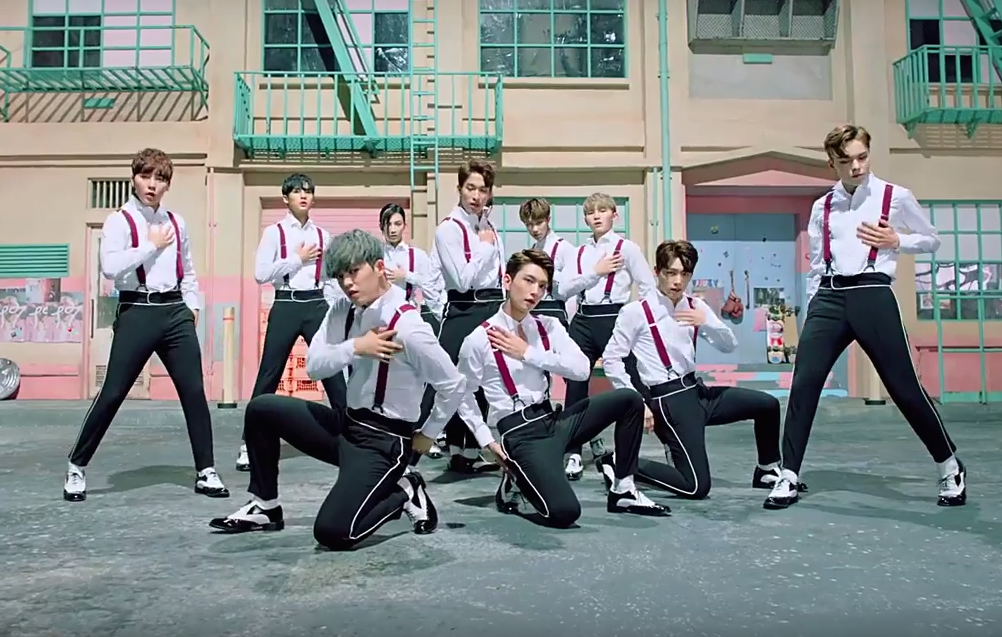 "Watch: SEVENTEEN Is Ready For Summertime Adventures In ""Very Nice"" MV"
