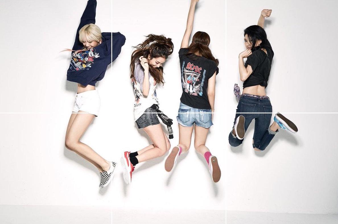 YG Entertainment's New Girl Group BLACKPINK Opens Instagram