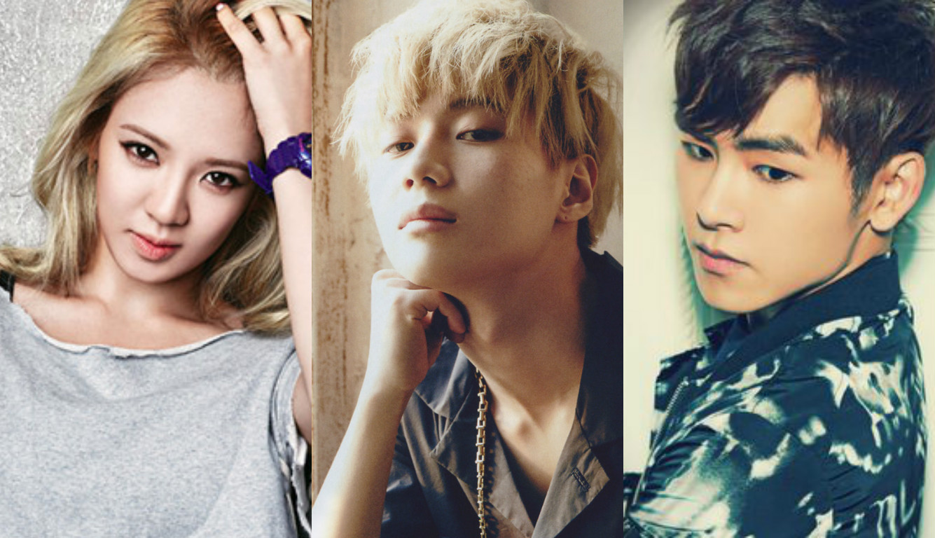 "Hyoyeon, Taemin, Hoya, And Others Confirmed For Dance Competition Show ""Hit The Stage"""