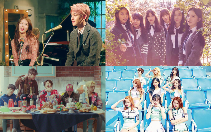 Here Are The Top Songs Of The First Half Of 2016 (And The Weekly Music Chart)