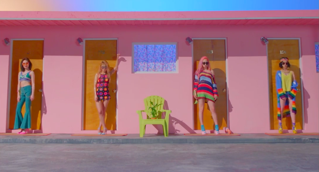 "Watch: Wonder Girls Gets Their Revenge In ""Why So Lonely"" MV"