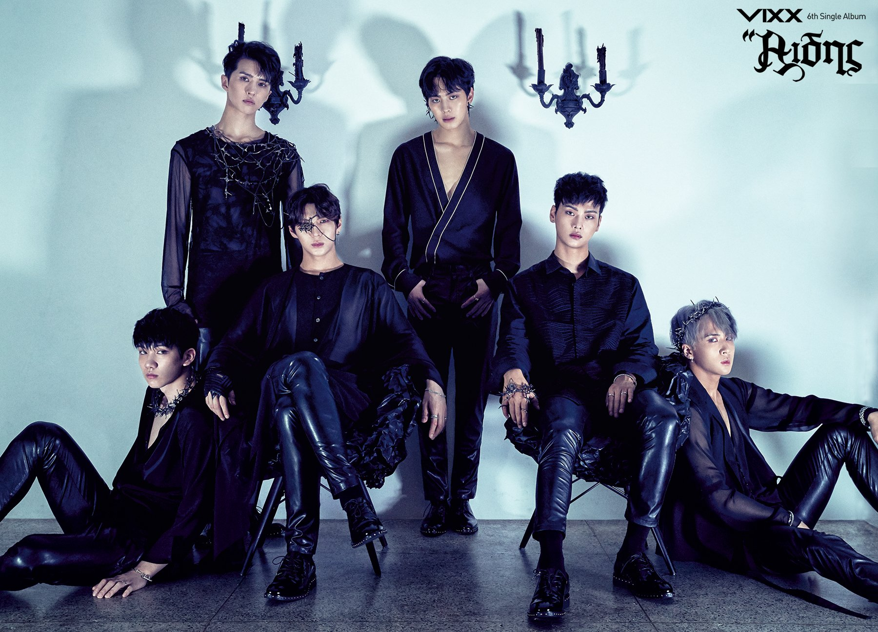 "Update: VIXX Drops Haunting Music Spoiler For ""Fantasy"""