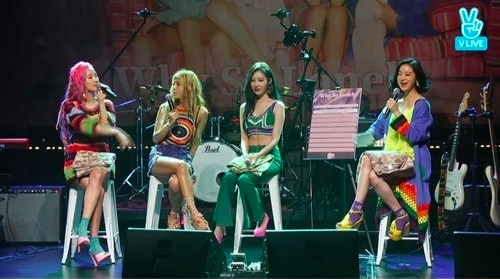 Wonder Girls Jokingly Upset About Park Jin Young Focusing On Unnies More
