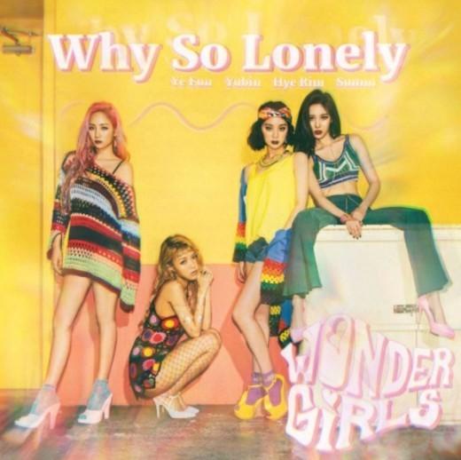 Wonder Girls Dominates Music Charts With Comeback Album