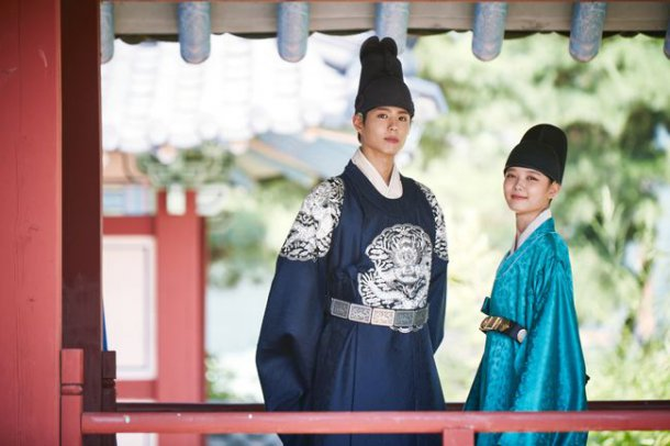 park bo gum kim yoo jung moonlight drawn by the clouds