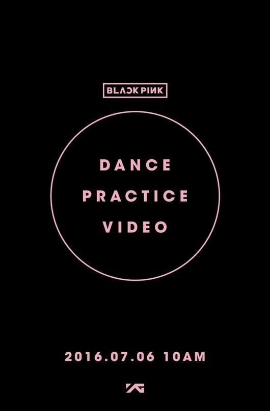 Black Pink Dance Practive Video Teaser