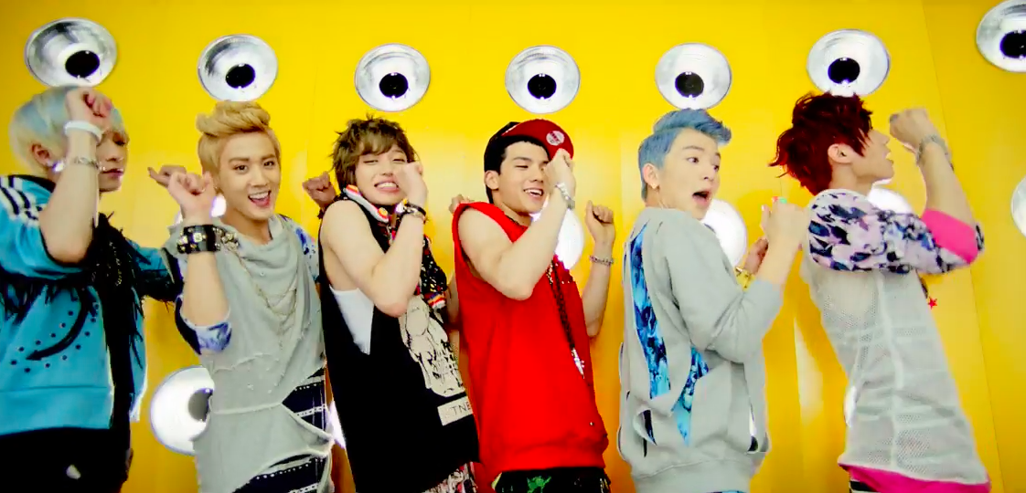 """Watch: Teen Top Celebrates 6th Anniversary With Release Of """"Love Comes"""" MV"""