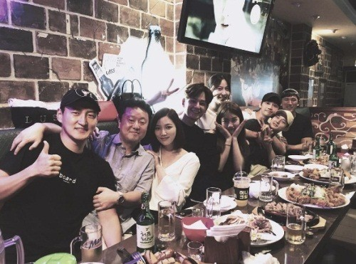 """Uncontrollably Fond"" Cast Gathers To Celebrate Its Premiere"