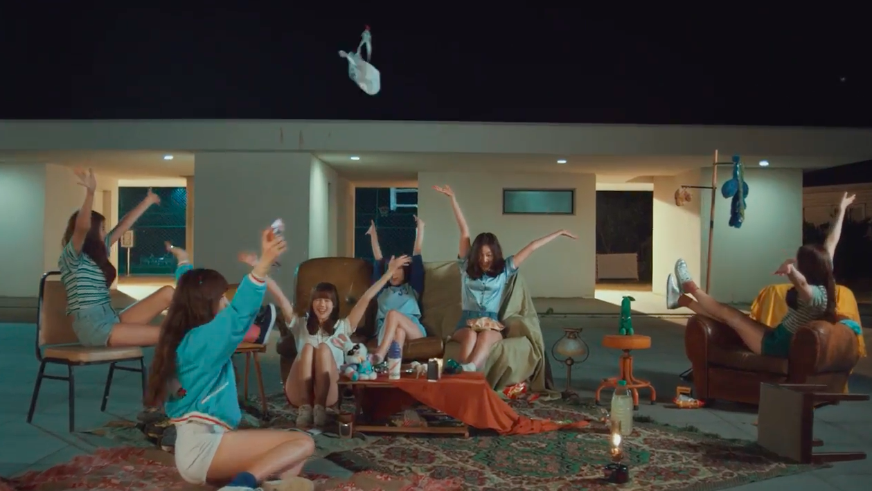 """Watch: GFRIEND Drops Teaser Video For """"Navillera"""" MV"""