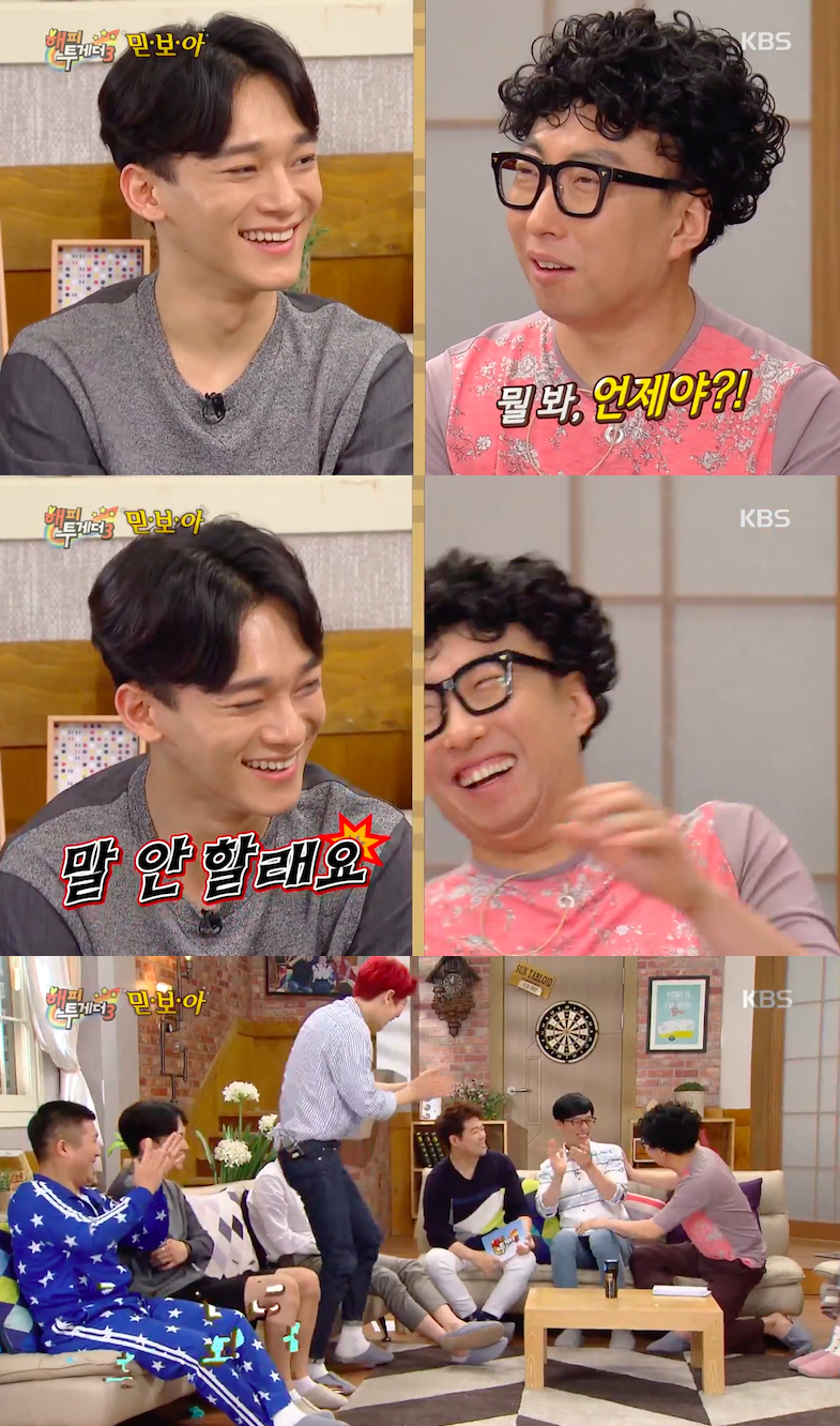 happy together 6
