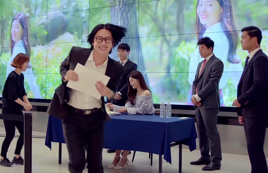 Super Junior Kim Heechul DIA Jung Chaeyeon