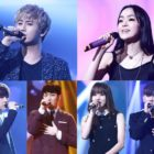 """Watch: Sunggyu, Yuju, Kim Yoona, And More Perform On """"Duet Song Festival"""""""
