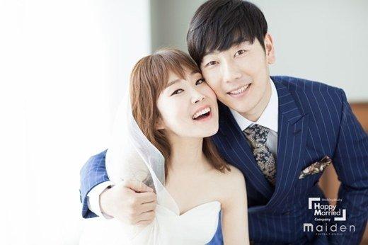 Park Seul Gi and husband