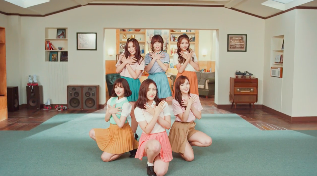 "Watch: GFRIEND Makes Much-Anticipated Comeback With ""Navillera"" MV"