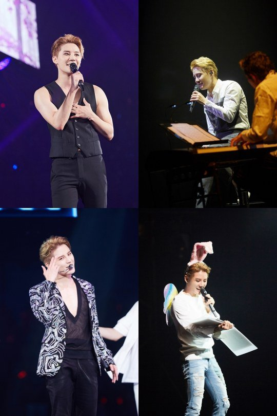 Junsu Successfully Wraps Up Japanese Concerts On Asia Tour