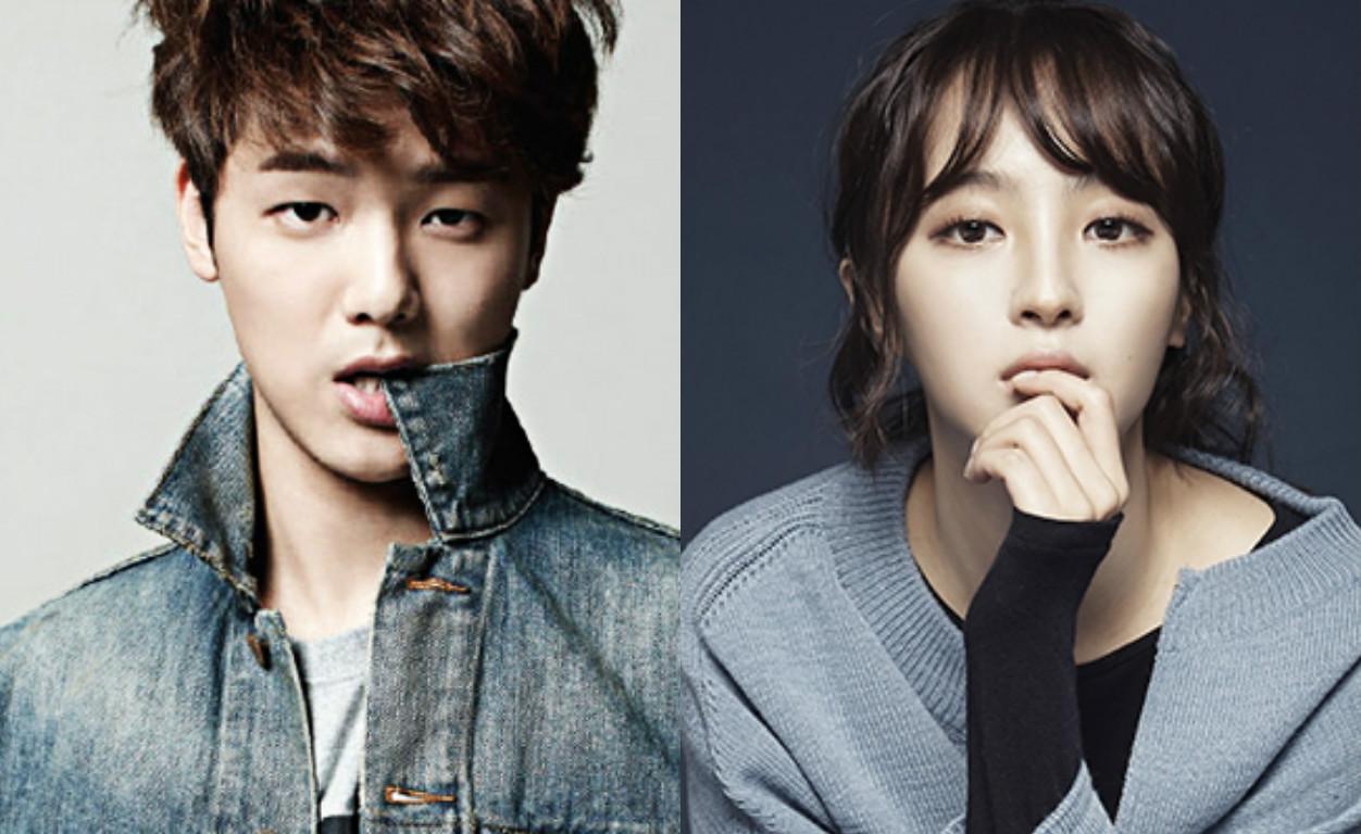 Rumors Of Kang Min Hyuk And Jung Hye Sung Dating Got Shut Down So Fast