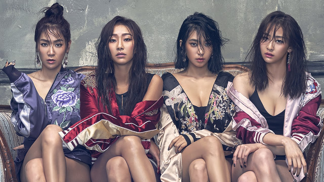 Sistar touch my body xxx version kpop 1