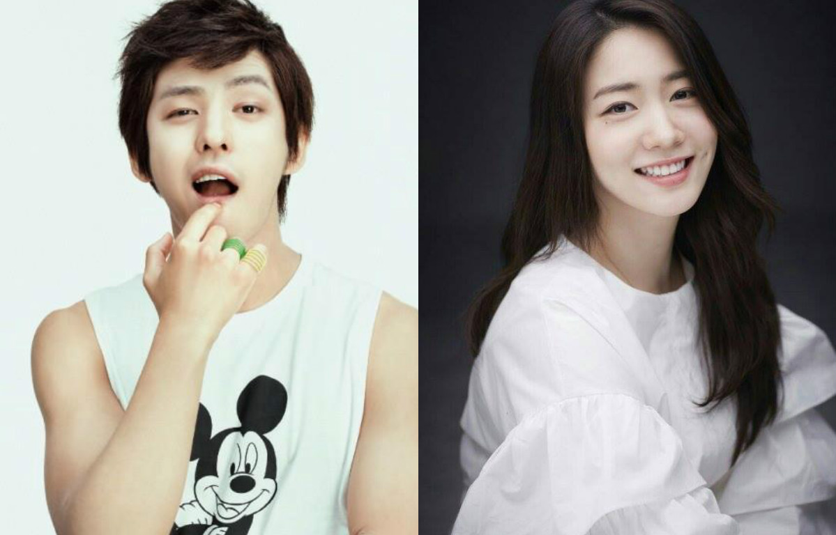 Agency Responds To Rumors Of Kim Ki Bum And Ryu Hyoyoung Dating