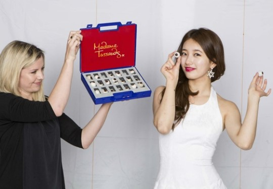 Suzy Is The First Korean Female Artist To Have Wax Figure Made By Madame Tussauds