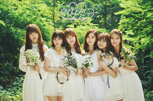 GFRIEND Talks About How They Feel Having Four Consecutive Hit Songs
