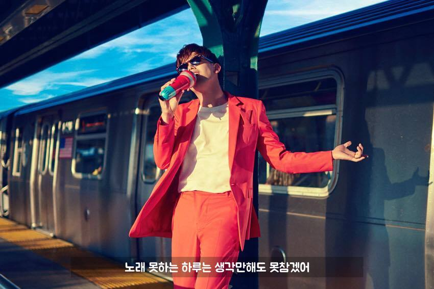 """Eric Nam Drops Teaser Images For Comeback With """"Can't Help Myself"""""""