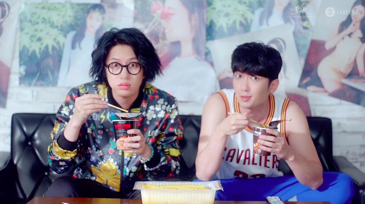 "Watch: Kim Heechul And Kim Jungmo Return With ""Ulsanbawi"" MV, Featuring Jung Chaeyeon"