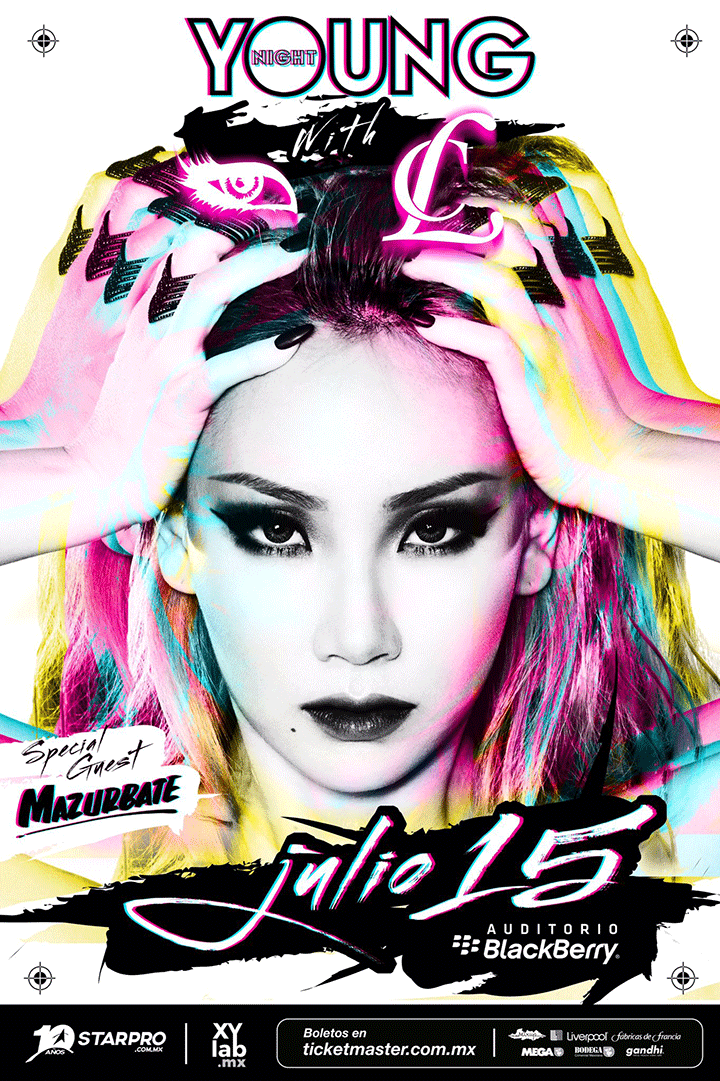 Giveaway: Win Tickets To See CL Live In Mexico City