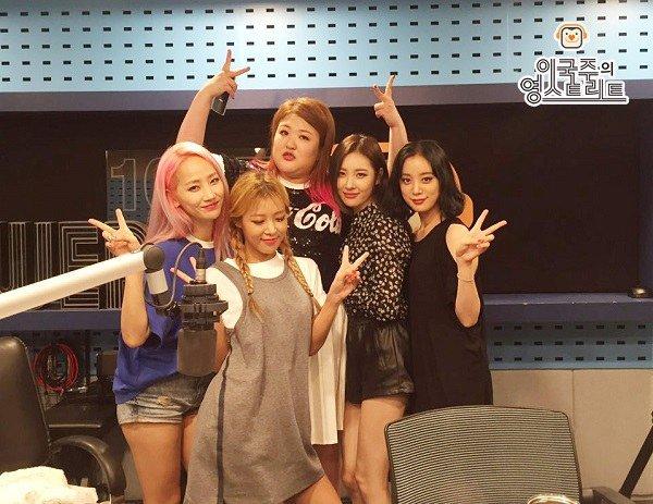Wonder Girls' Sunmi Doesn't Know Yubin's Phone Number?