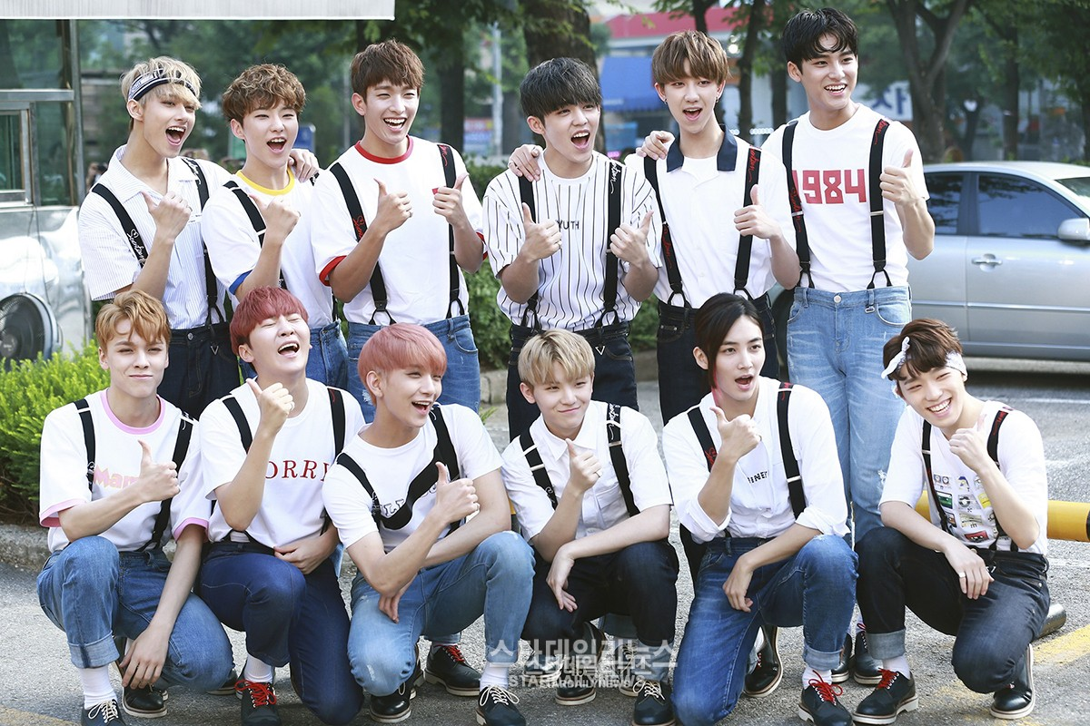 SEVENTEEN Poised To Take Over Japan
